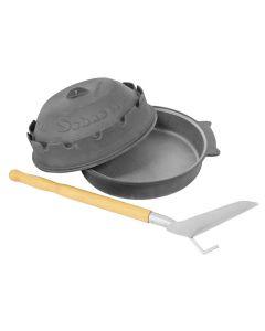 Podpeka/sač s pokrovom Sebastijan (premer: 32,5 cm)