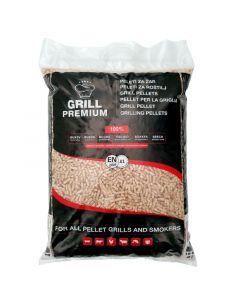 Premium peleti za žar Grill (10 kg, bukev)