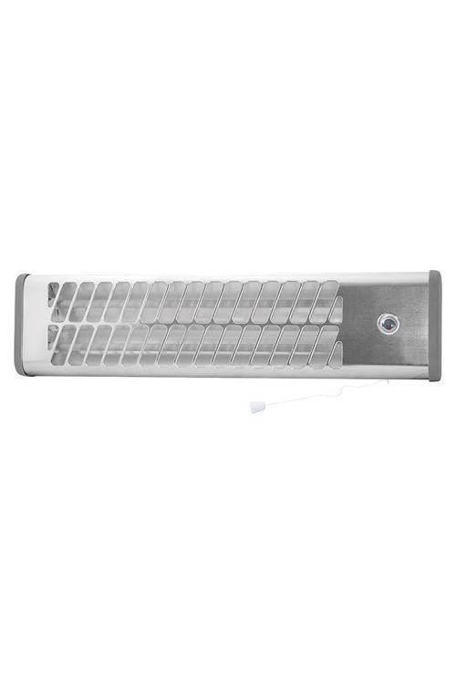 Kremenasti grelnik Voltomat HEATING (1500 W, srebrn)