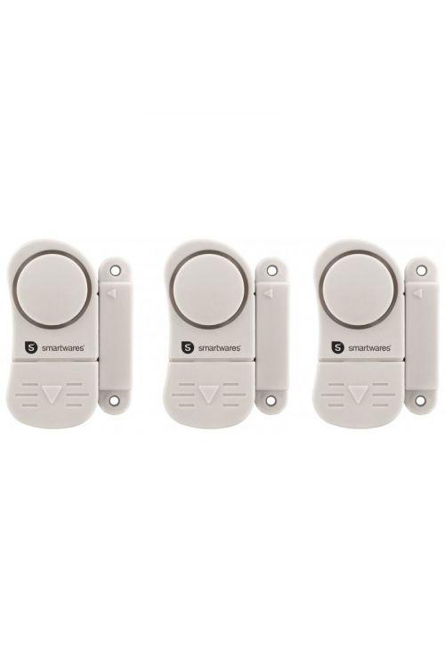 Mini alarm Smartwares SC07/3 (3 kosi)