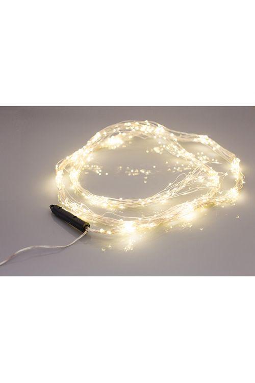 LED-svetlobna veriga Tween Light Angel Hair (notranja, 360 svetil, 1,9 m, toplo bela)