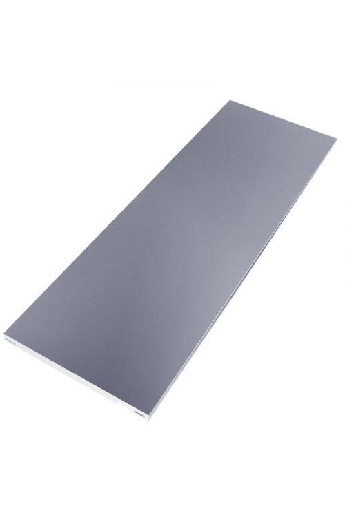 Polica Element System (80 x 30 cm, nosilnost: 30 kg/polico, srebrne barve)