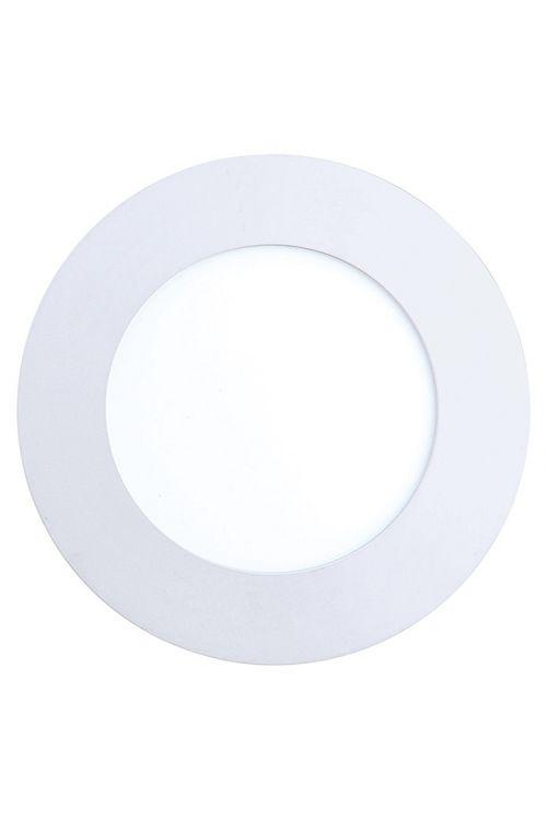 LED VGRADNA SVETILKA TWEEN LIGHT (5,5 W, 600 lm, 3.000 K,  premer 12 cm, višina 2,5 cm, bela)