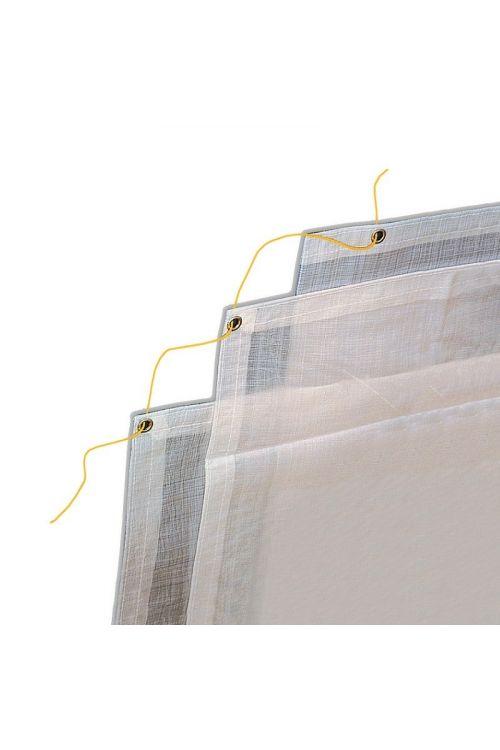 Navtična ponjava (3 x 4 m, 260g/m2, UV odporna)