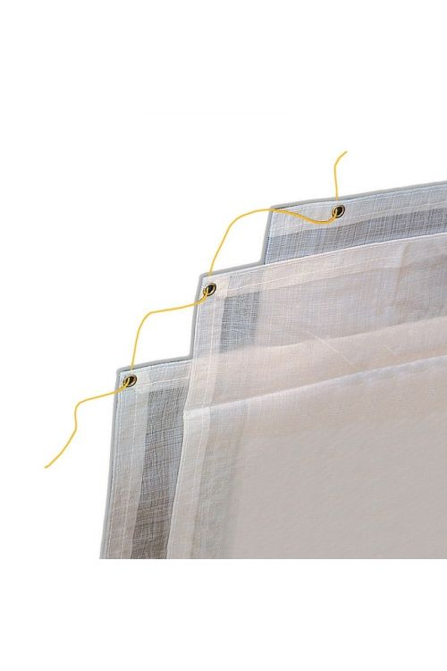 Navtična ponjava (4 x 8 m, 260g/m2, UV odporna)