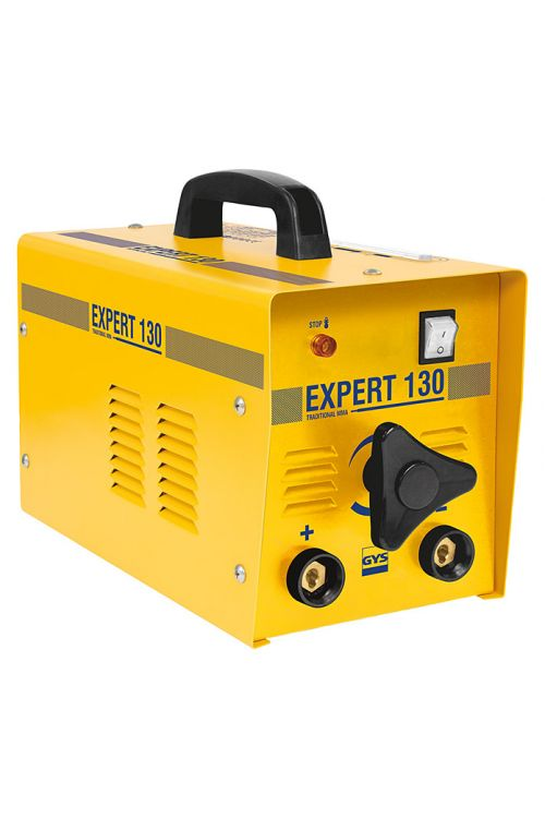 Varilni aparat GYS Expert 130 s priborom (Varilni tok: 55–130 A, debelina elektrode: 2–3,2 mm)