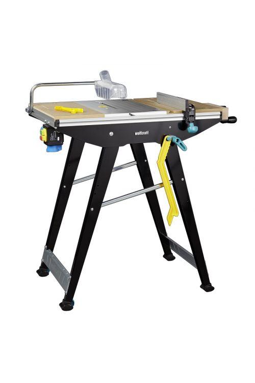 Delovna miza WOLFCRAFT Master Cut 1500 (nosilnost: 200 kg, 780 x 500 mm)
