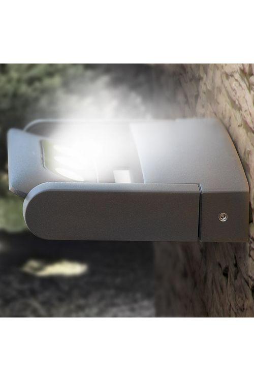 Zunanja stenska LED-svetilka Lutec (1 svetilo, 9 W, naravno bela, IP65)