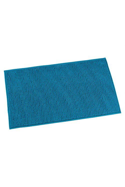 Tepih za kopalnico Camargue Zottel (50 x 80 cm, turkizen, mikrovlakna)