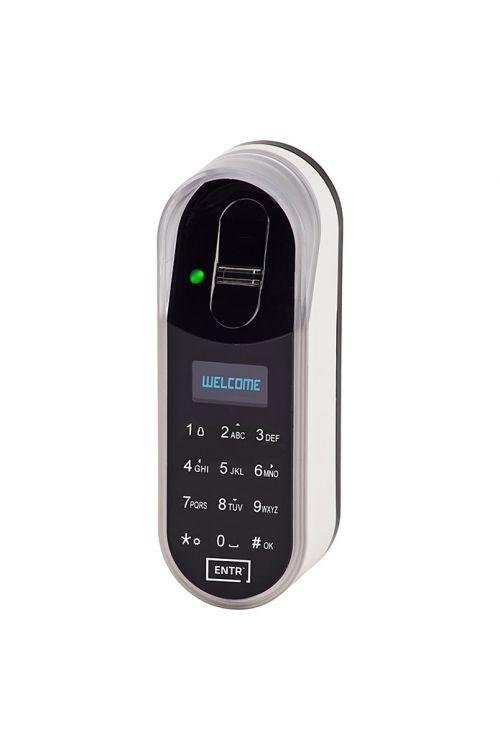 Tipkovnica YALE Entr Pin (40 x 50 x 140 mm, za YALE Entr elektronsko ključavnico, s čitalnikom prstnih odtisov)