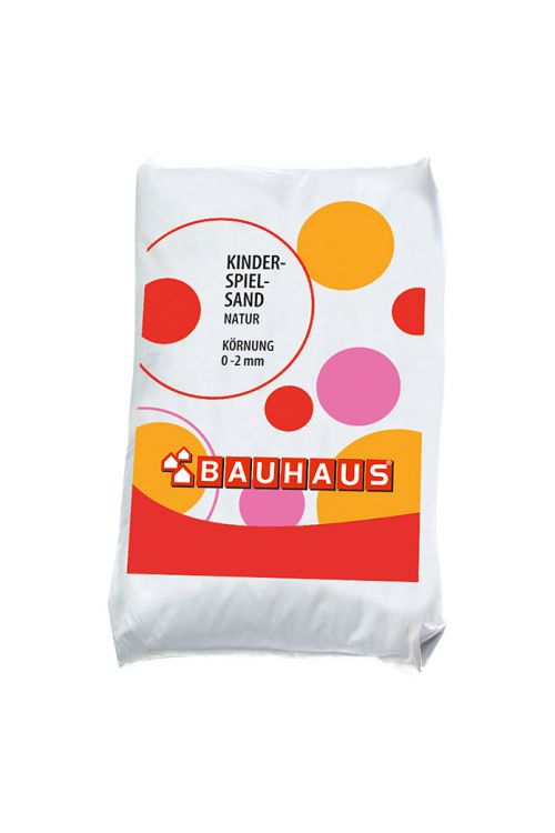 Pesek za otroške peskovnike BAUHAUS (25 kg)