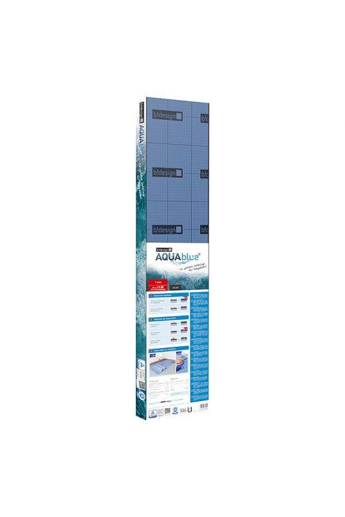 Izolacijska podloga Aqua Blue, b!design (15 m², debelina: 1 mm)