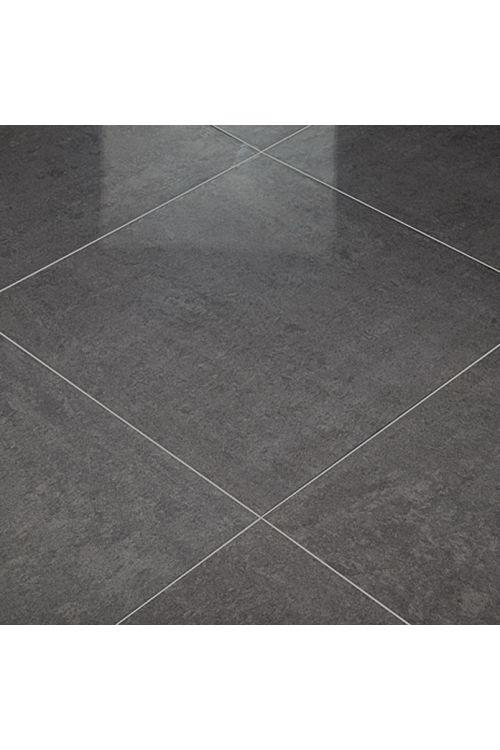 Granitogres ploščice Palazzo Futura (60 x 60 cm, antracitna, polirane)