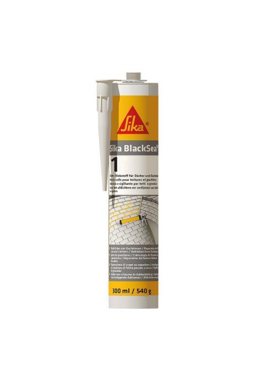 Tesnilna masa Sika Blackseal (kartuša 300 ml)