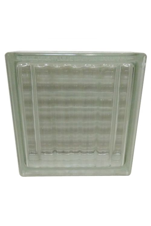 Steklena prizma  1908/F  (19 x 19 x 8 cm, prozorna)