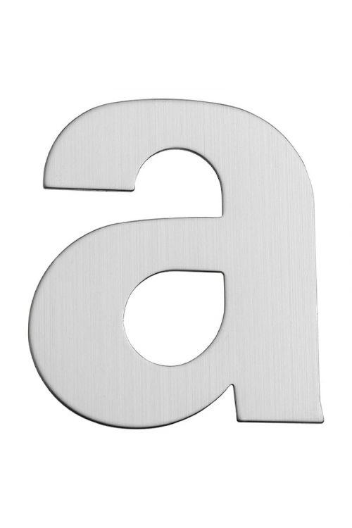 Hišna številka A Portaferm (višina: 15 cm, legirano jeklo, motiv: A)