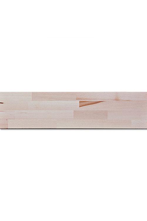 Lepljen les, bukev ( 200 x 25 cm, 18 mm)