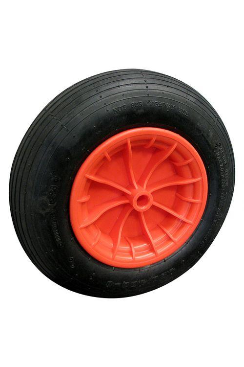 Zračno kolo Stabilit (400 mm, 200 kg, material platišča: Umetna masa, dolžina pesta: 88 mm)