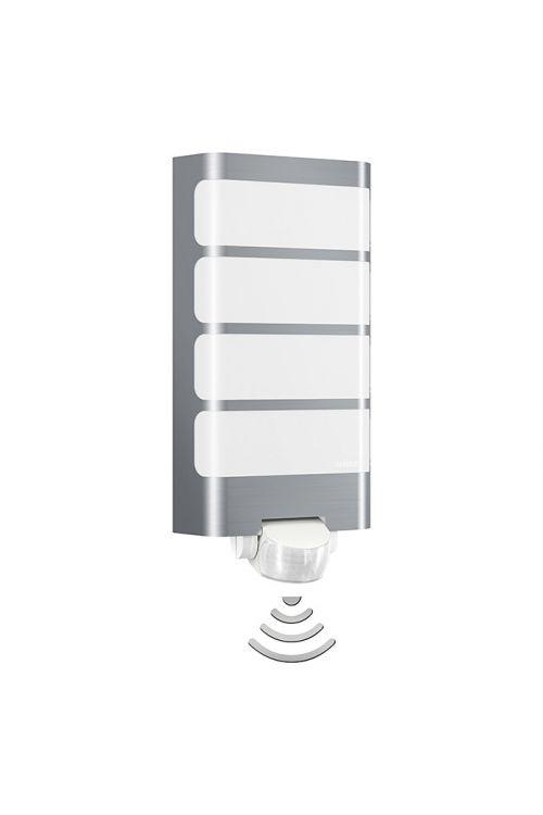 Zunanja LED-svetilka Steinel L 244 (moč: 7,5 W, barva ohišja: legirano jeklo, IP44)