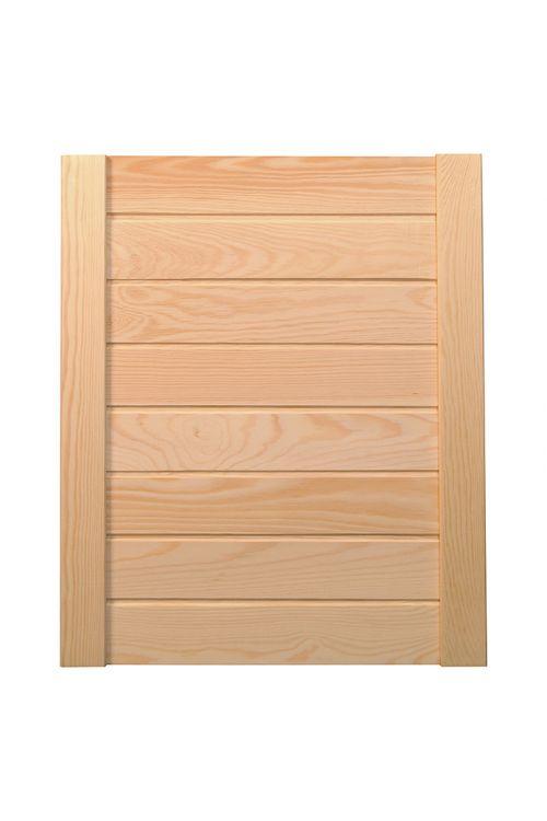 Vrata za pohištvo (Š x V: D 394 x Š 1.995 mm, naravno)