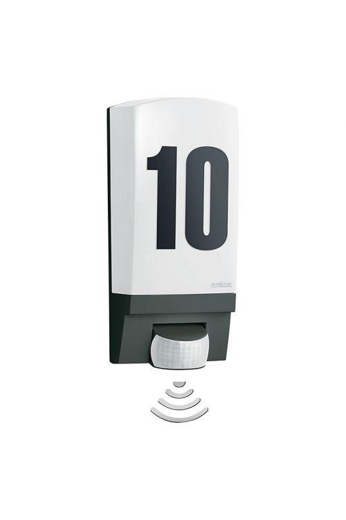 Zunanja senzorska svetilka Steinel L 1 (maks. moč: 60 W, črn, IP44)