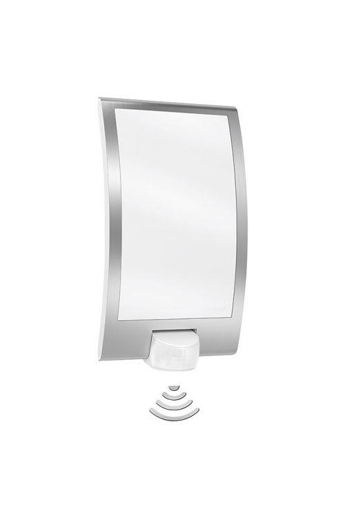 Zunanja LED-svetilka Steinel L22 S (maks. moč: 60 W, barva ohišja: legirano jeklo, IP44)