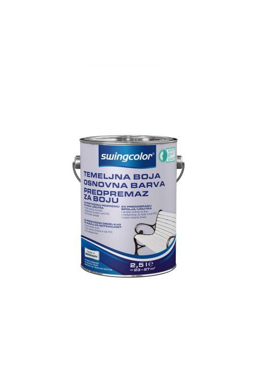Osnovna barva SWINGCOLOR (barva: bela; 2,5 l)