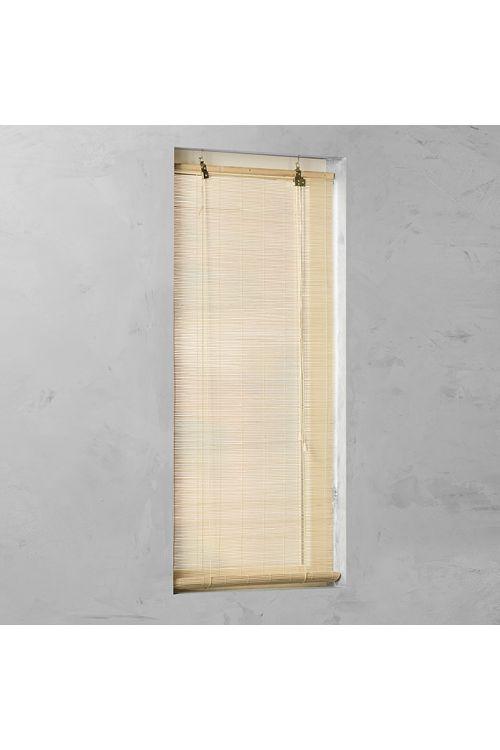 Rolo bambus BASIC (140 x 160 cm, notarnja uporaba, natur)