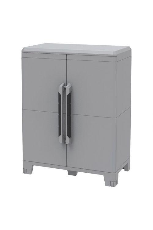Plastična omara Terry Modular (v 101,6 x š 78 x g 43,6 cm, nosilnost: 7,5–40 kg/polico)