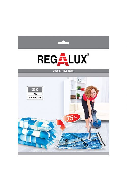 Komplet vakuumskih vrečk Regalux (2 kosa, 90 x 55 cm)