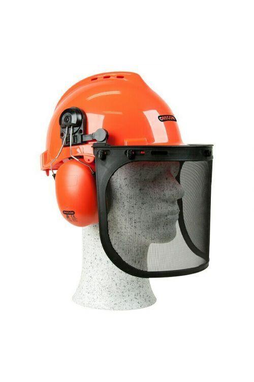 Zaščitna čelada Oregon (oranžna)