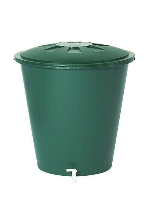 Posoda za deževnico Garantia Basic Line (210 l, zelena)