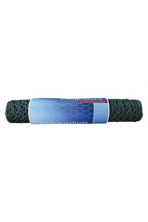 Pletena mreža Stabilit (10 x 0,5 m, širina zanke: 13 mm, zelena)