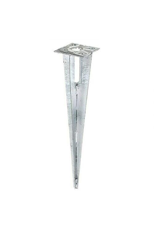 Talni tulec GAH Alberts (dolžina: 50 cm, primerno za: ograjne stebre s Ø 34 mm)