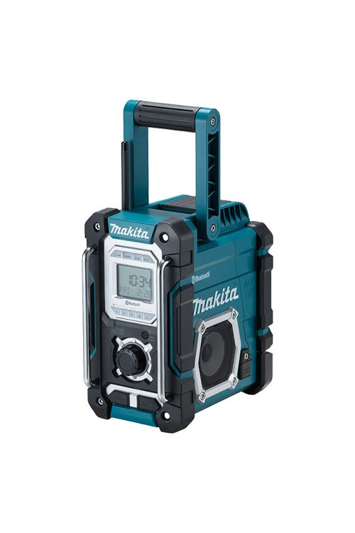 Akumulatorski radio Makita DMR 108 (7,2 V do 10,8 V, 87.5 - 108 Mhz (FM))