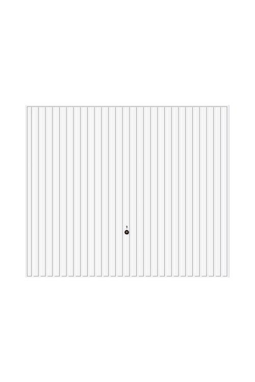 Garažna vrata Hörmann Berry Pearl  (2500 x 2125 mm, dvižna, bela)
