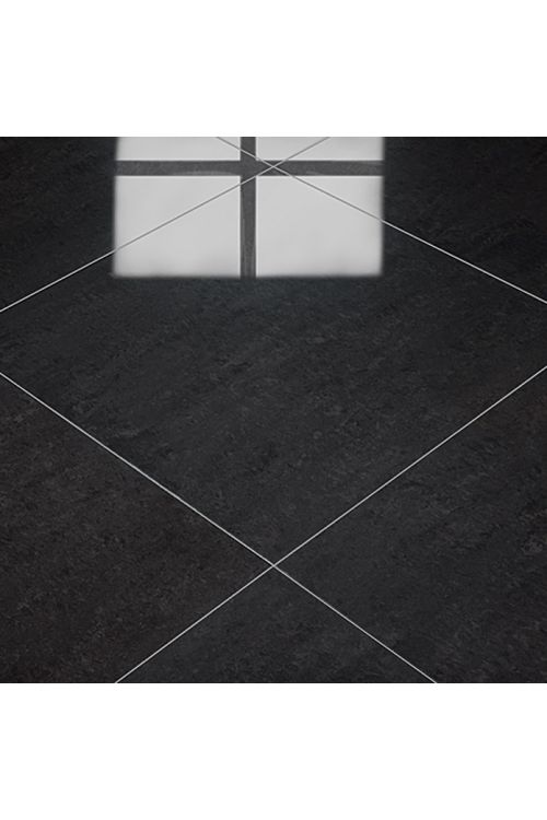 Granitogres ploščice Palazzo Futura (60 x 60 cm, črna, polirane)
