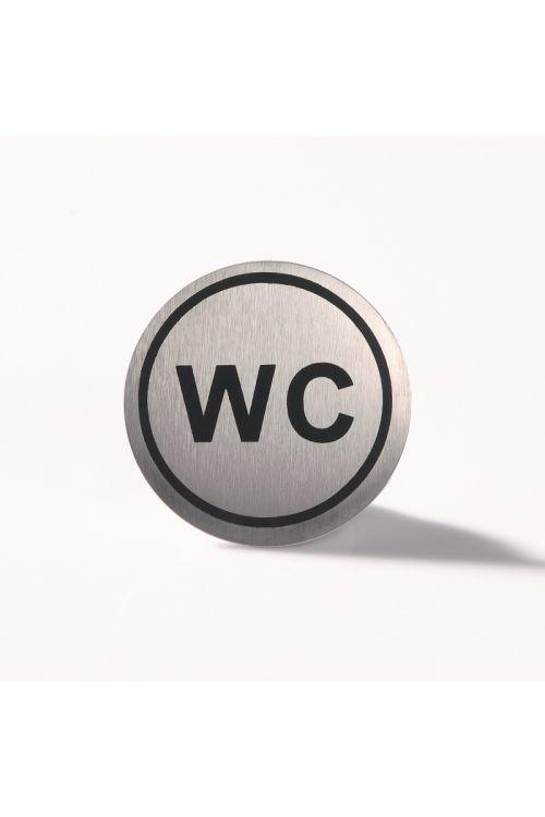 Simbolni znak Portaferm (WC, premer: 60 mm)