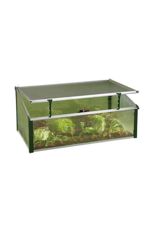 Rastlinjak za zaščito rastlin JUWEL Easy Fix (60 x 100 x 40 cm, plastičen)