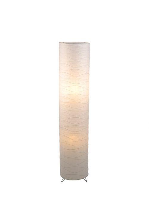 Stoječa papirnata svetilka Cancun (127 cm, E27, 60 W)