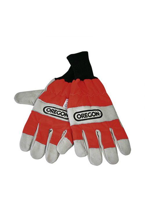 Zaščitne rokavice Oregon (L, usnje)
