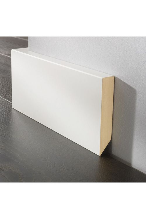 Talna letev LOGOCLIC (2600 x 100 x 17 mm, bijela)