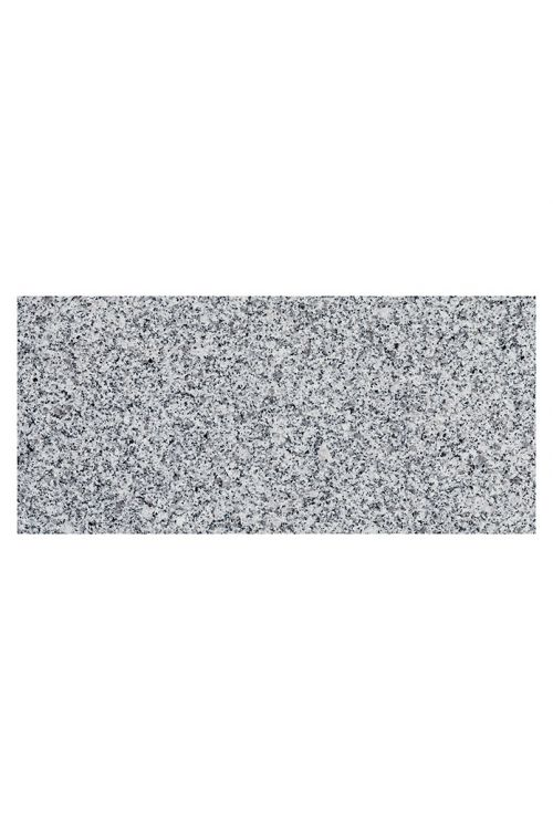 Ploščica granit G603  (30,5 x 61 cm, siva, ščetkana)
