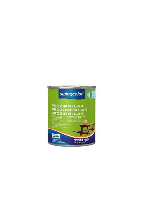 Prozorni lak SWINGCOLOR (svilenkasto mat; 750 ml)