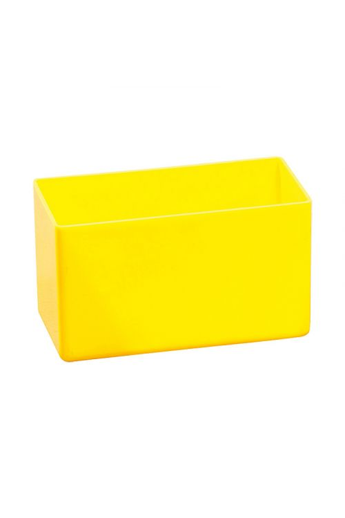 Škatla Small Box 6 Lockweiler (5,4 x 10,8 x 6,3 cm, rumena)