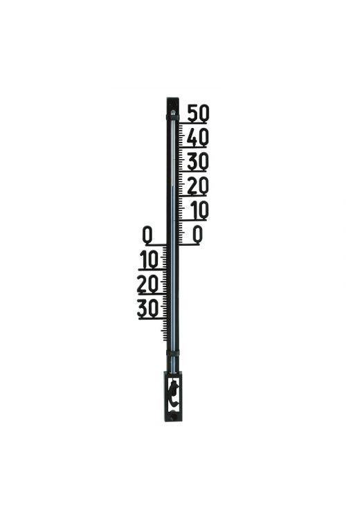 Termometer TFA (27,5 cm, zunanji, črni)