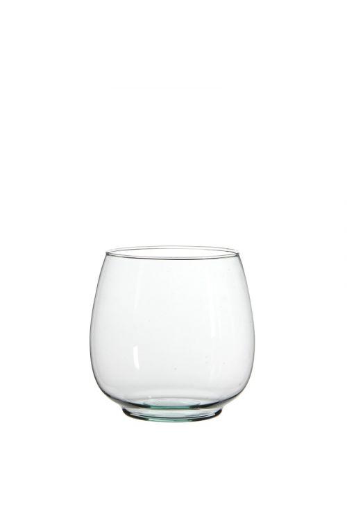 Steklena vaza Tigo (okrogla, premer: 14,5 cm)