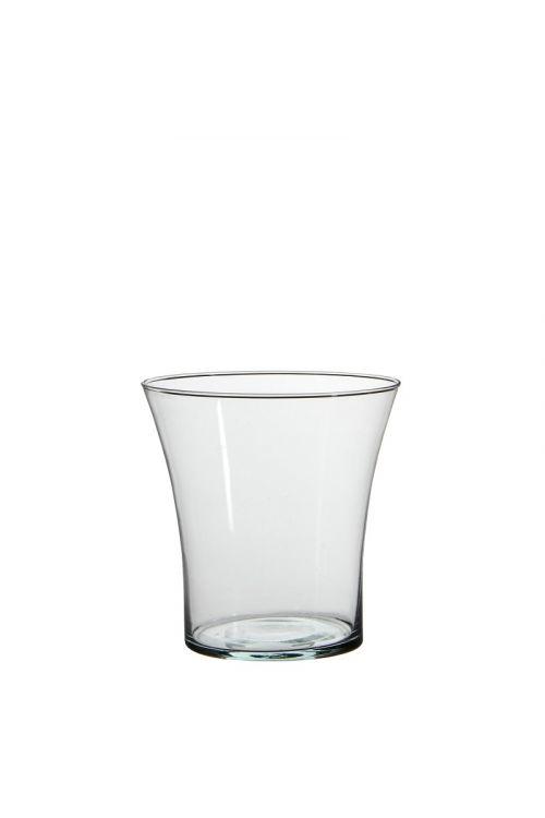 Steklena vaza Tigo (premer: 14,5 cm)
