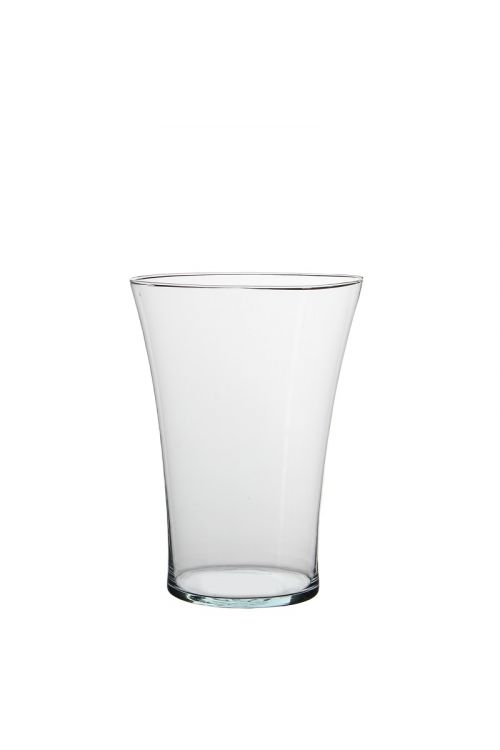 Steklena vaza Tigo (premer: 19 cm)