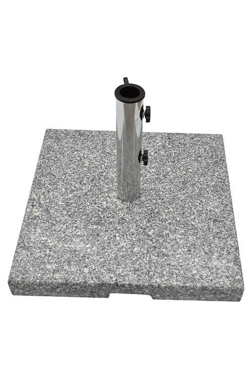 Podstavek za senčnik Florenz (d 45 x š 45 cm, 25 kg, granit)